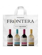 Frontera Paper bag 20x40cm for 4 btls