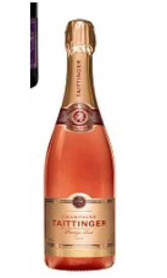 Taittinger Prestige Rose Brut Dummy Bottle 1.5L