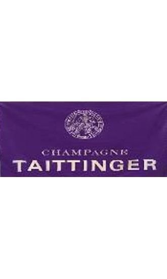 Taittinger Purple Flag