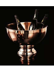 Bottega Imperial Copper Ice Bucket