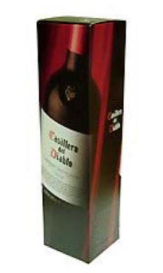 Casillero del Diablo Canister Gift box 1 btl