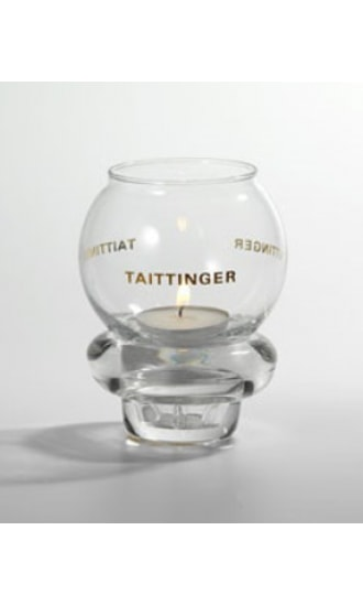 Taittinger Transparent Photophore