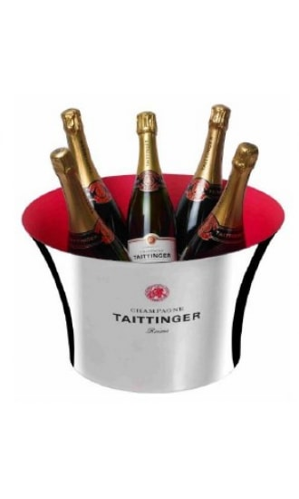 Taittinger Inox Ice Bucket XL