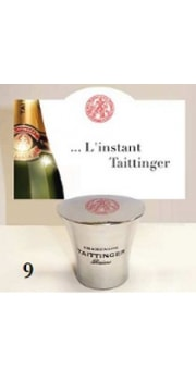 Taittinger Tent Card Holder