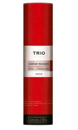 Trio Cylinder Gift box 1 btl