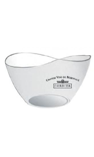 Cordier Transparent Plastic Ice Bucket XL