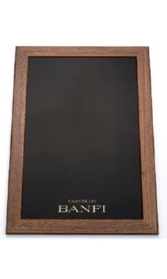 Banfi Black Board