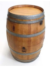 Barsalou Wooden Barrel