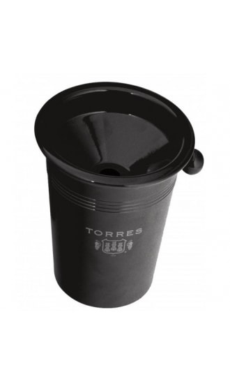 Torres Metal Spittoon