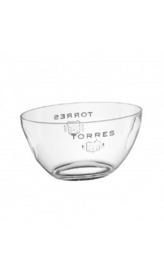 Torres Transparent Plastic Ice Bucket XL