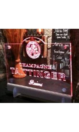 Taittinger Neon Signage
