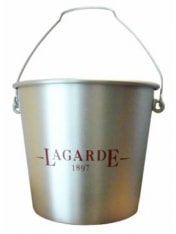 Bodega Lagard Metal Ice Bucket