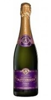 Taittinger Purple Nocturne Dummy 75cl