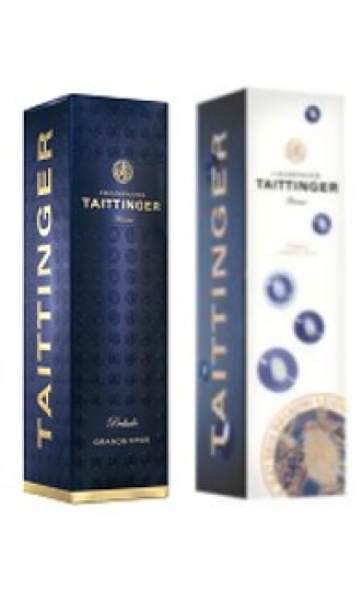 Empty box Taittinger Prelude