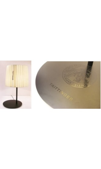 Taittinger Bar Lamp