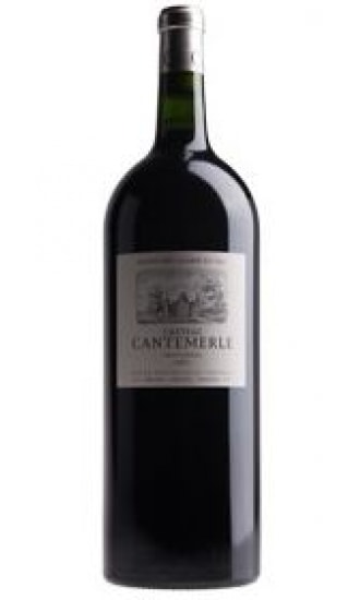 Chateau Cantemerle Imperial Dummy 6L