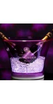 Taittinger Purple Plastic Ice Bucket XL