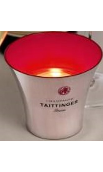 Taittinger Inox Photophore