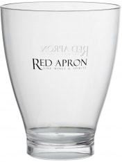 Red Apron Plastic Varenne Ice Bucket