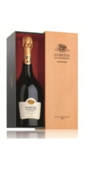 Taittinger Comtes de Champagne Coffret bois