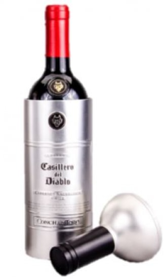 Casillero del Diablo Tin Bottle