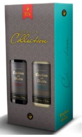 Casillero del Diablo Devil's Collection Gift Box 2 btls