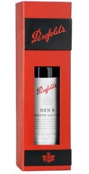 Penfolds Masterbrand Gift Box 1 btl (2nd design)
