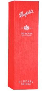 Penfold St Henri Gift Box 1 btl