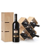 Banfi Wooden Box 1 btl