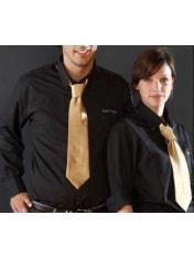 Bottega Gold Tie