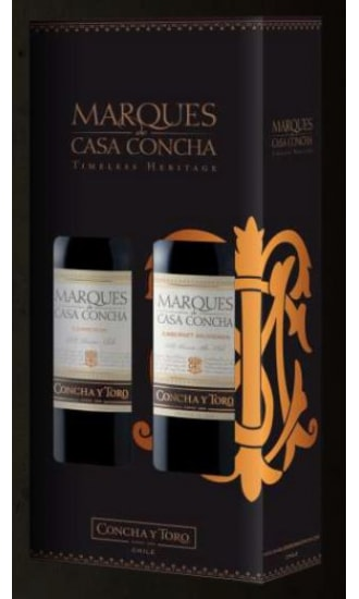 Marques de Casa Concha Two Pack