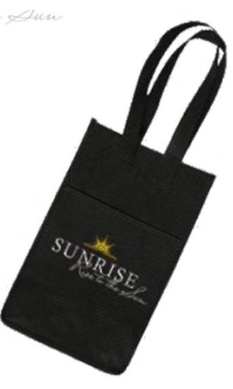 Sunrise Double Wine Bag