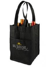 Sunrise Quadruple Wine Bag