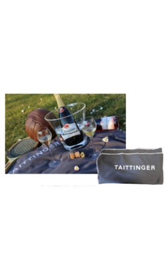Taittinger Blanket