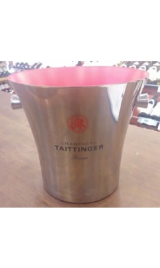 Taittinger Inox Ice Bucket For Magnum