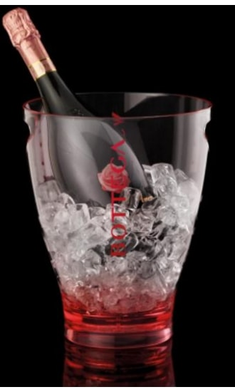 Ice Bucket Pink Varenne Bottega