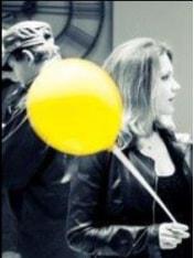 Bottega Yellow Balloons V18815