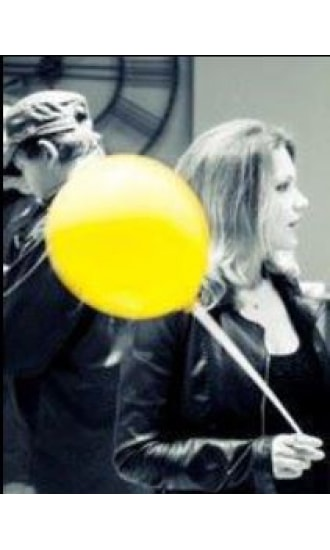 Bottega Yellow Balloons V18815