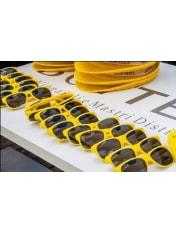 Bottega Yellow Sunglasses V18813