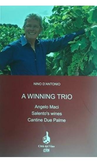 """Cantine Due Palme Book """"A Wining Trio"""""""