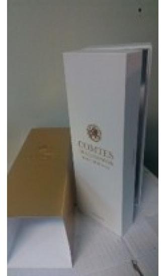 Comtes de Champagne blanc gift box