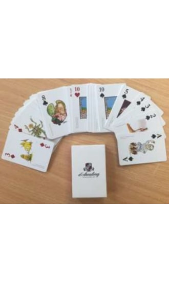 d'Arenberg Playing Cards
