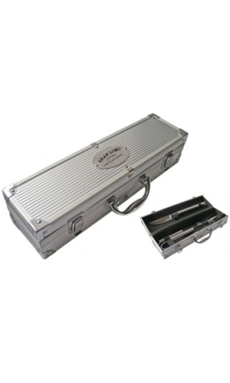 Gran Lomo BBQ Tools Metallic Box