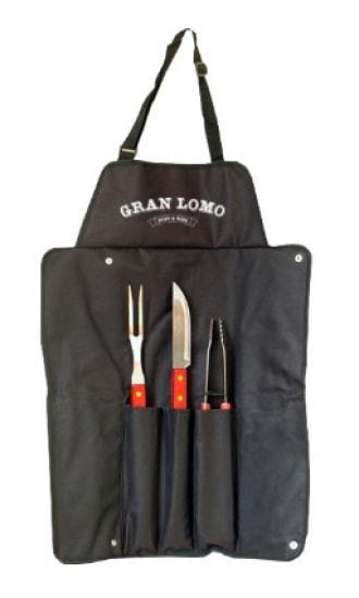 Gran Lomo BBQ Tools Apron