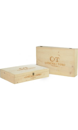 Wooden box CYT 6 btls