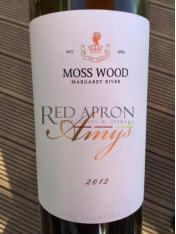 Moss Wood Amy's, Glenmore Vineyard, Margaret River