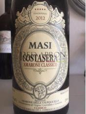 Masi, Costasera, Amarone della Valpolicella Classico DOCG