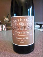 Clos du Val, Pinot Noir, Los Carneros