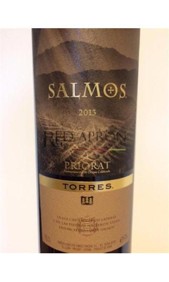 Torres, Salmos, Priorat DOCa