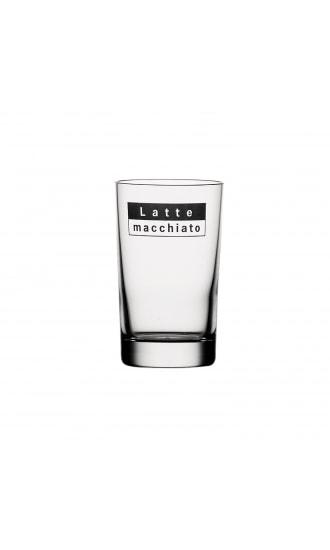 Special Glasse Latte Macchiato